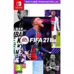 SWITCH FIFA 21,,1P