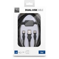DUAL USB CABLE POUR...