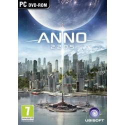ANNO 2205  PC,,1P