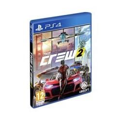 PS4 THE CREW 2,,1P