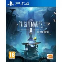 PS4 LITTLE NIGHTMARES II,,1P