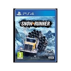 PS4 SNOWRUNNER ED STANDARD,,1P