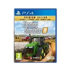 PS4 FARMING SIMULATOR 19...