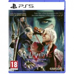PS4 DEVIL MAY CRY 5 SPE ED,,1P