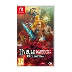 HYRULE WARRIORS L ERE DU...