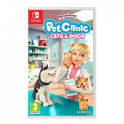 My Universe: Pet Clinic Ca.1P