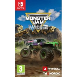 SWI MONSTER JAM STEEL TITAN