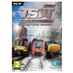 PC TRAIN SIM 2020,,1P