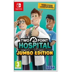 SW TWO POINTS HOSPITAL JUMBO