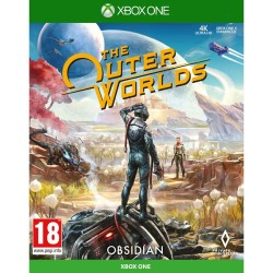 Outer World XBOX ONE.1P