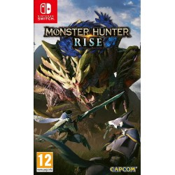Monster Hunter Rise Switch