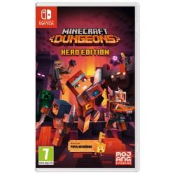 Minecraft Dungeons Hero Ed
