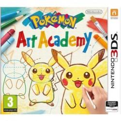 POKeMON ART ACADEMY (3DS),,1P