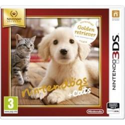 NINTENDOG CAT GOLDE RETR...