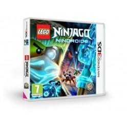 LEGO NINJAGO  NINDROIDS...