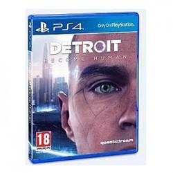 PS4 DETROIT BECOME HUMAN,,1P