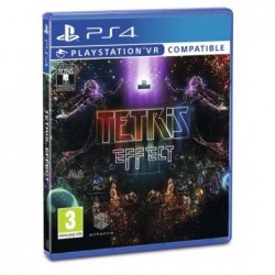 PS4 PSVR TETRIS EFFECT,,1P