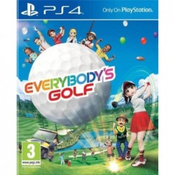 PS4 EVERYBODY S GOLF,,1P