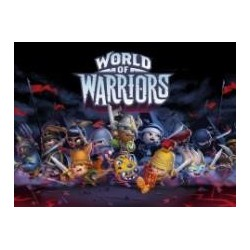 WORLD OF WARRIOR  PS4