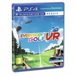 EVERYBODY S GOLF PS VR...