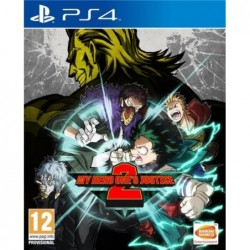 PS4 MY HERO ONE JUSTICE 2,,1P