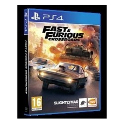 PS4 FAST FURIOUS...