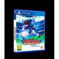 PS4 CAPTAIN TSUBASA RISE...