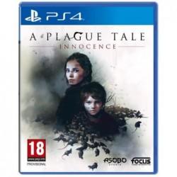 PS4 A PLAGUE TALE...