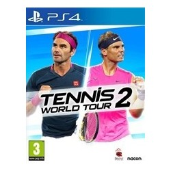 PS4 TENNIS WORLD TOUR 2,,1P