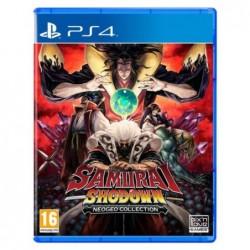 PS4 SAMURAI SHODOWN NEOGEO,,1P