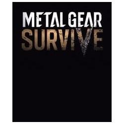 PS4 METAL GEAR SURVIVE,,1P