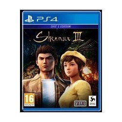 PS4 SHENMUE III,,1P