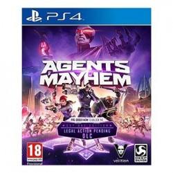 Agent of mayhem - day one...