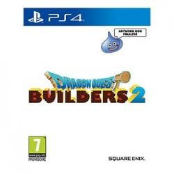 PS4 DRAGON QUEST BUILDERS...