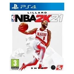 PS4 NBA 2K21,,1P