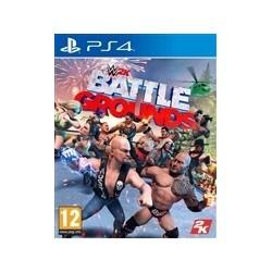 PS4 WWE 2K BATTLEGROUNDS,,1P