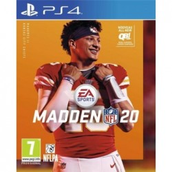 MADDEN NFL 20  PS4,,1P