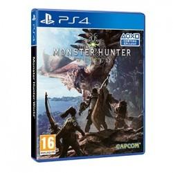 PS4 MONSTER HUNTER WORLD,,1P