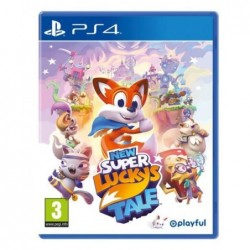 PS4 NEW SUPER LUCKY S TALE,,1P