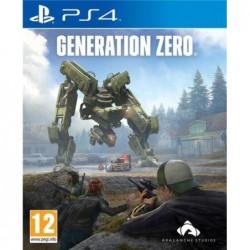 PS4 GENERATION ZERO,,1P