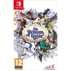 SWITCH THE PRINCESS GUIDE,,1P