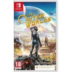 SWITCH THE OUTER WORLDS,,1P