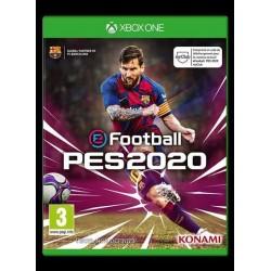XBOXONE EFOOTBALL PES 2020,,1P