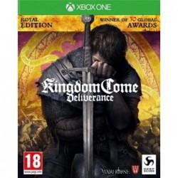 XBOXONE KINGDOM COME...