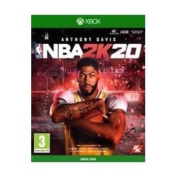 XBOXONE NBA 2K20,,1P