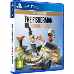 FISHER MAN   FISHING PLANET...