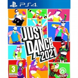 PS4 JUST DANCE 2021,,1P