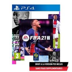 FIFA 21 - standard (PS4)