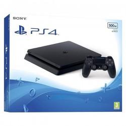 PS4 SLIM 500GO F BLACK...